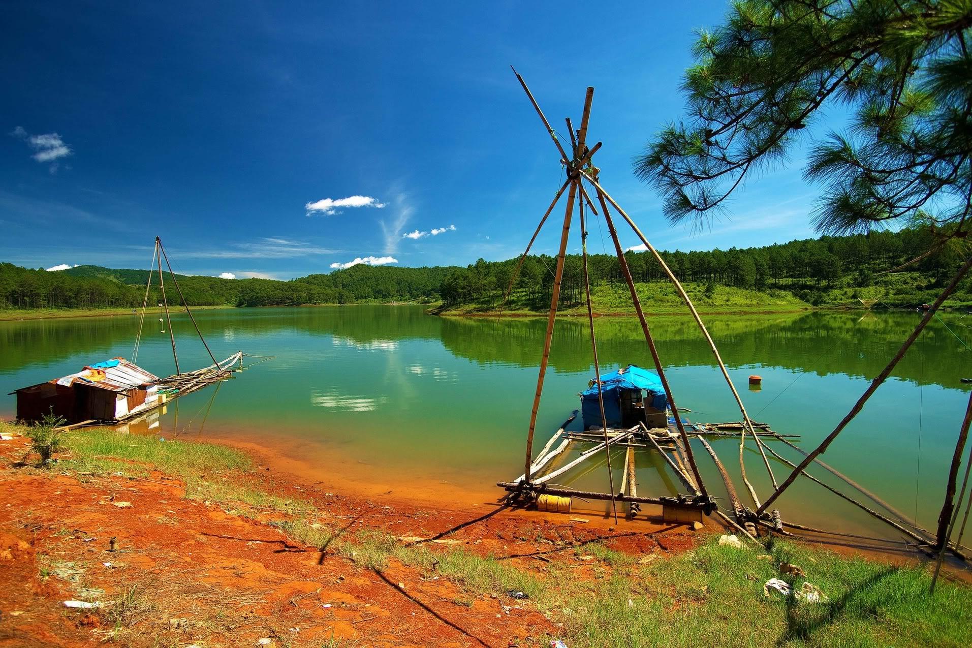 câu cá giải trí ở Đà lạt-2