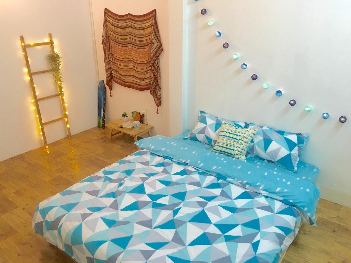 Căn phòng đáng yêu thế này cơ mà!