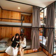 Phòng dorm xinh đẹp