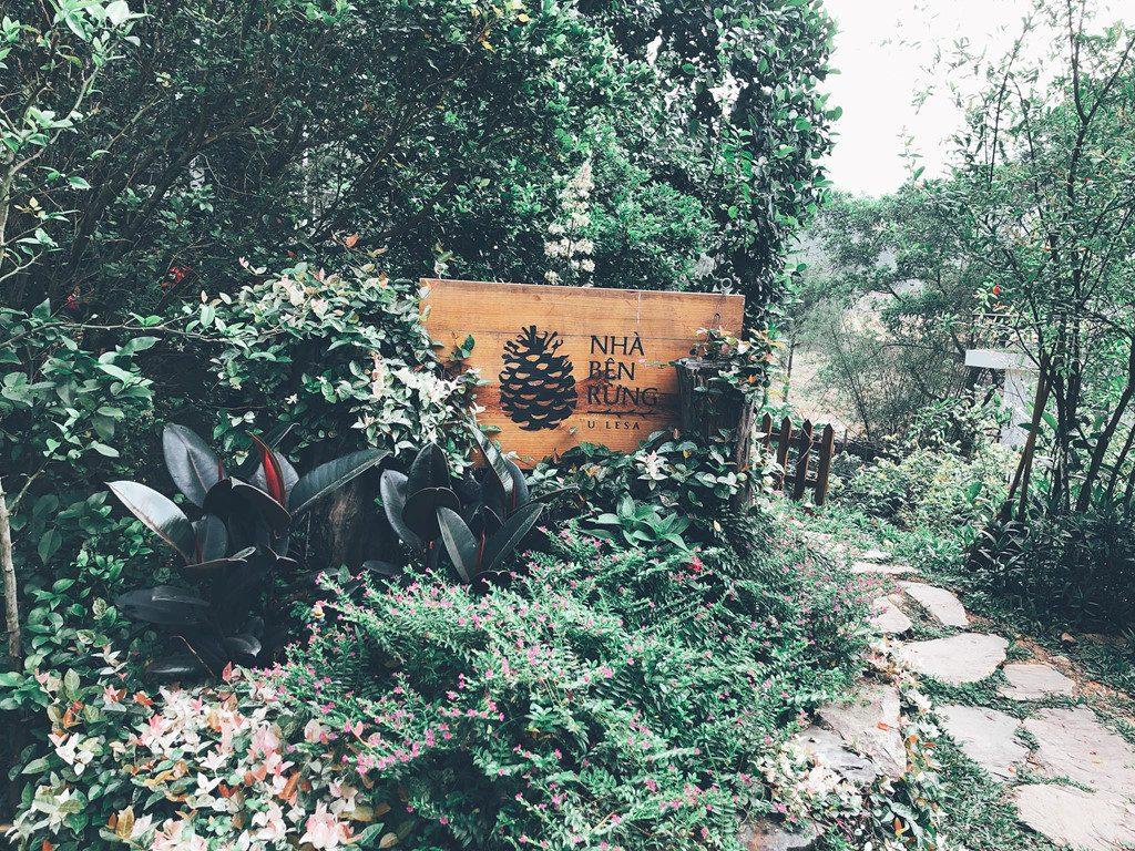 Nhà Bên Rừng – U Lesa