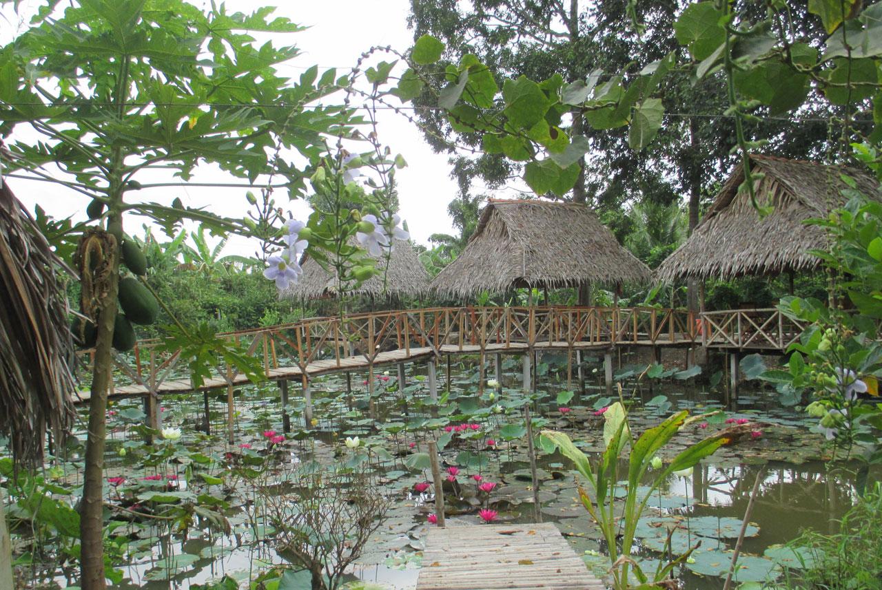 Vườn Xưa