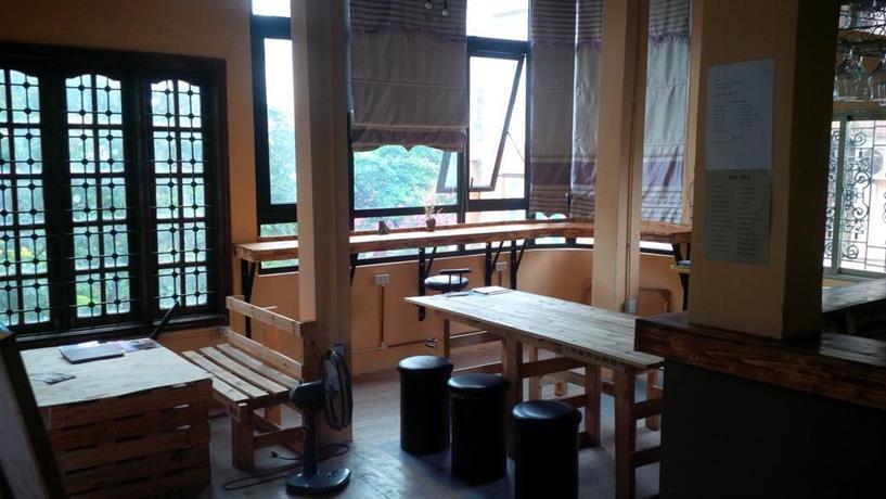 Không gian sinh hoạt chung tại Gowhere Hanoi