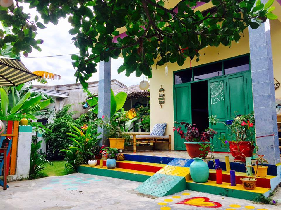 The Hoi An hippie house