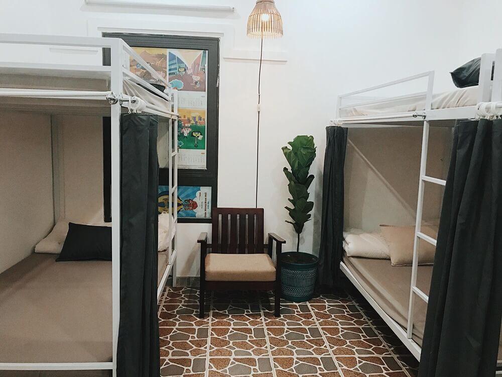 Phòng dorm siêu yêu tại S:house