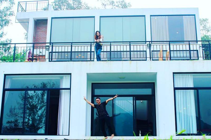 ngôi nhà lí tưởng cho các cặp đôi
