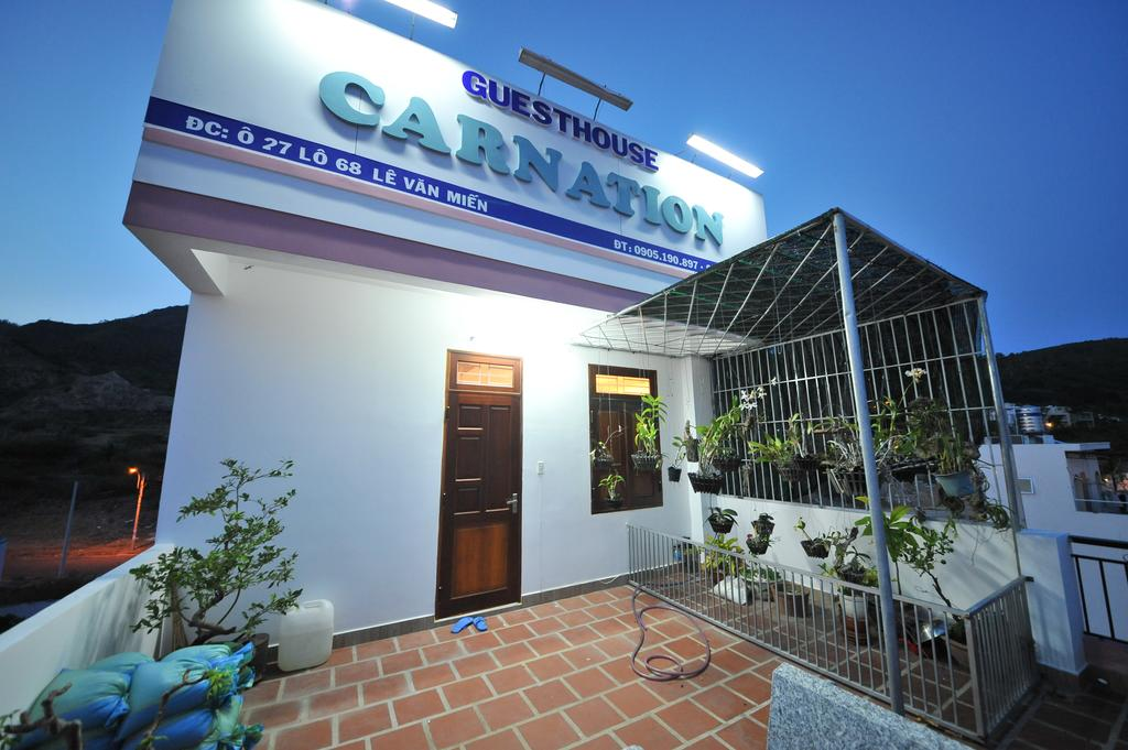 Guesthouse Carnation