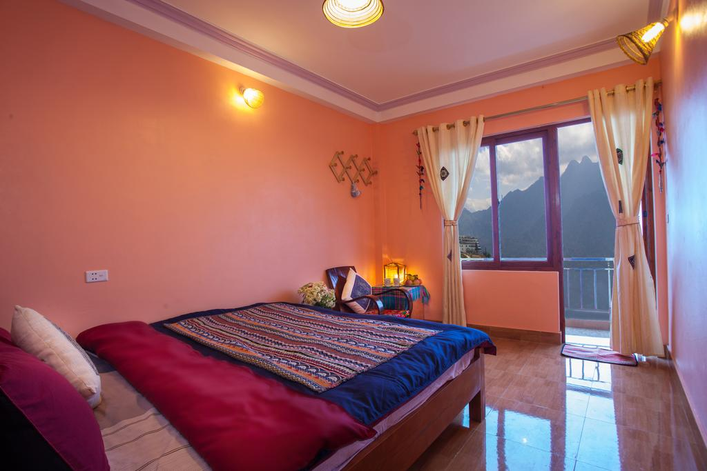 Phòng ngủ xinh đẹp và tiện nghi