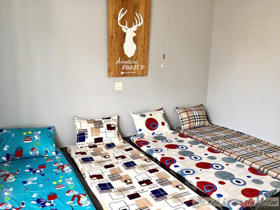 Phòng dorm siêu đáng yêu