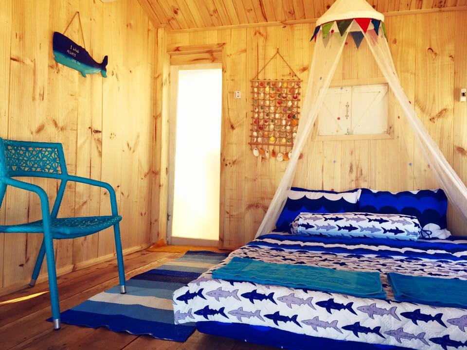 Không gian nghỉ dưỡng hoang dã nhưng vẫn rất tiện nghi