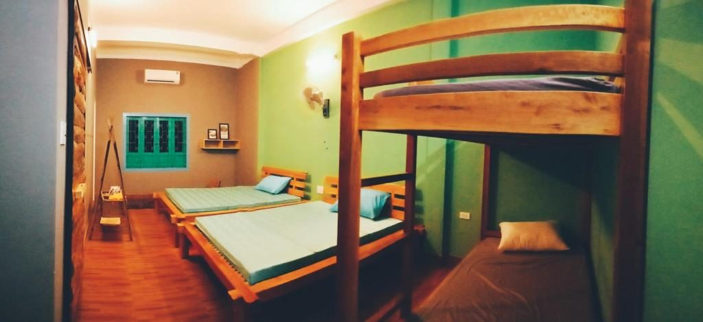 Phòng dorm tại Madam Le's Homestay