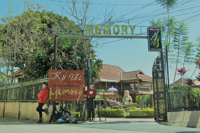 Memory villa homestay