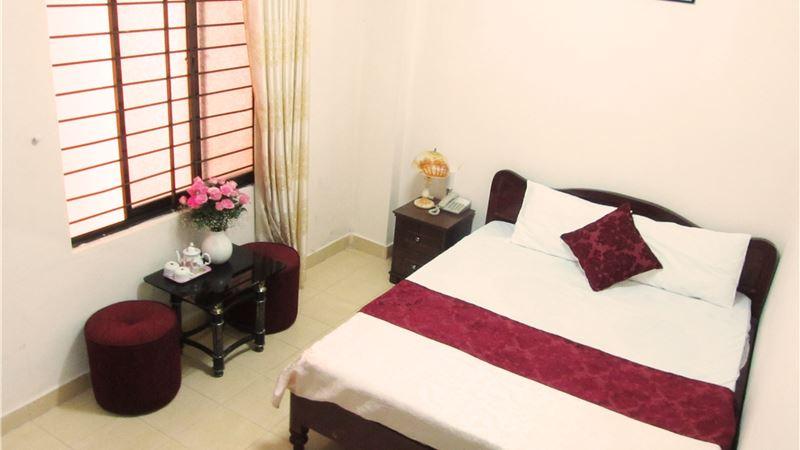 Phòng ngủ tại khách sạn