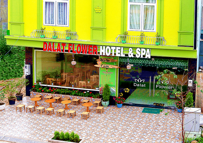 DaLat Flower hostel and Spa
