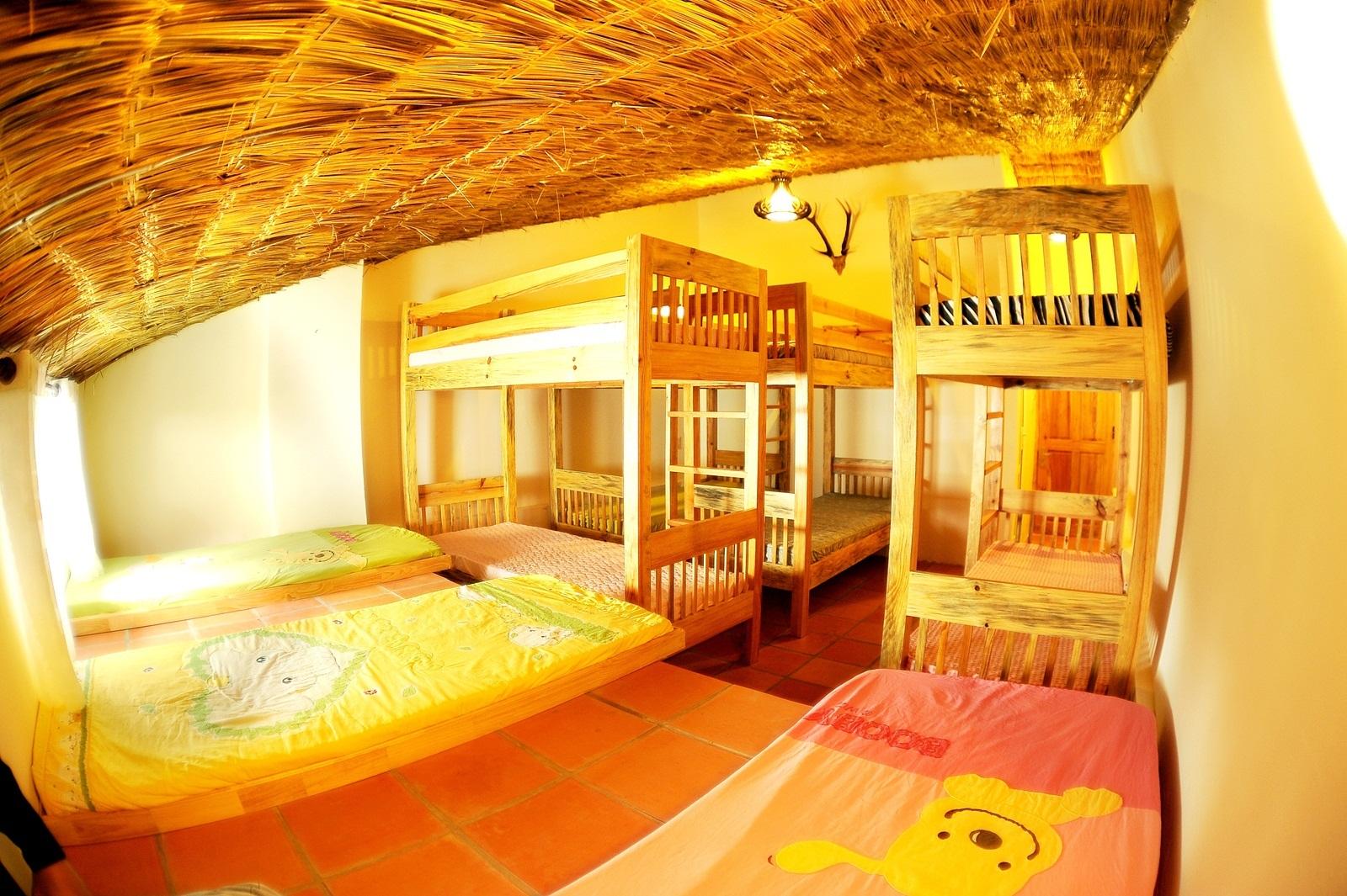 phòng tập thể tại DaLat Flower hostel and Spa