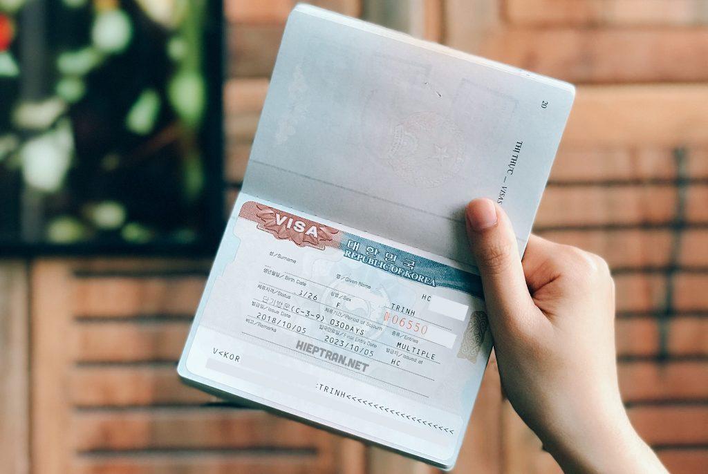 Visa Multiple Hàn Quốc vô cùng tiện lợi.