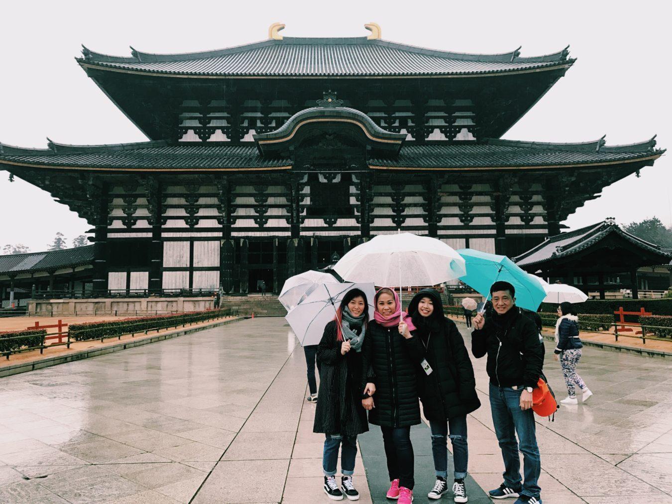 Visa Phổ thông cho người sang Nhật học tập, du lịch.