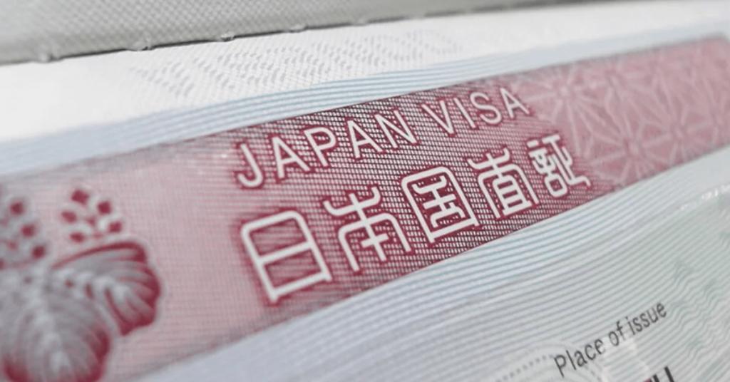 Tài liệu hồ sơ xin visa thương mại Nhật Bản