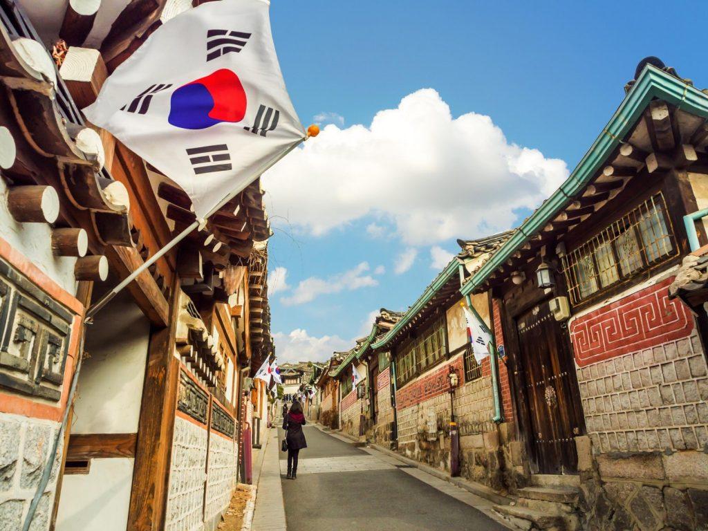 Visa du lịch Hàn Quốc.