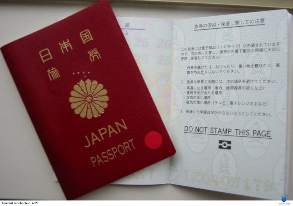 Có Visa Nhật Bản không được miễn Visa Hàn Quốc.