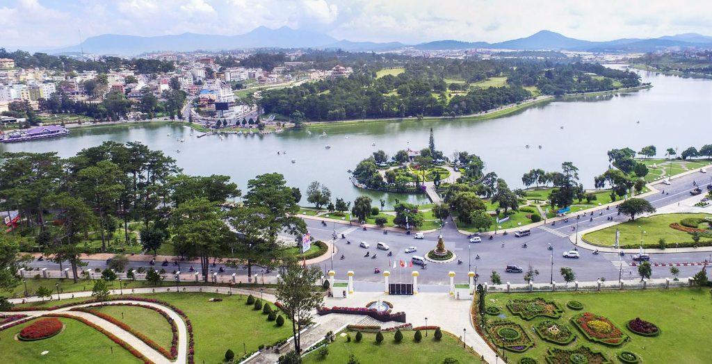 Thành phố du lịch Đà Lạt