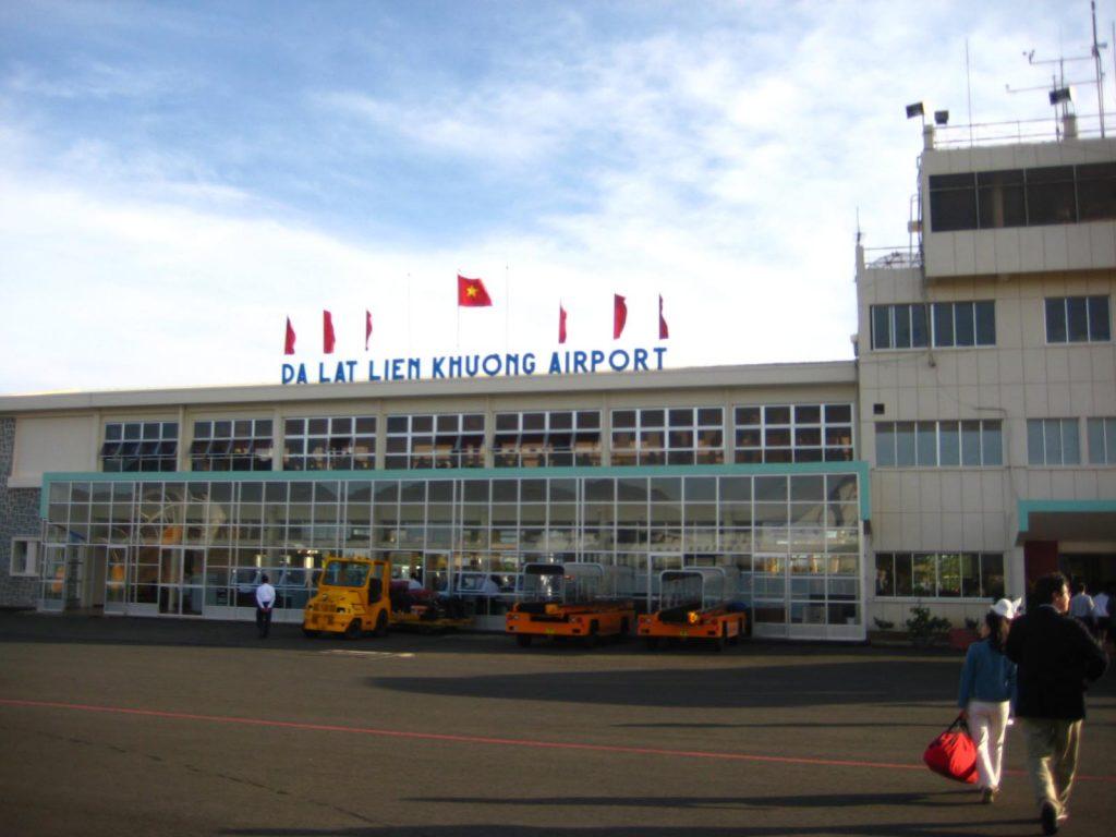 Máy bay di chuyển tới Đà Lạt nhanh chóng an toàn