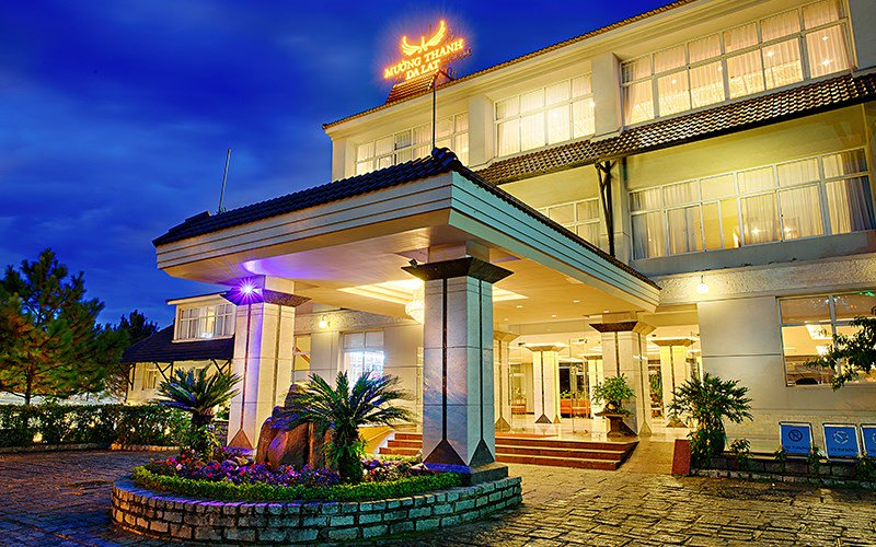 Khách sạn Đà Lạt tân trang mới đẹp