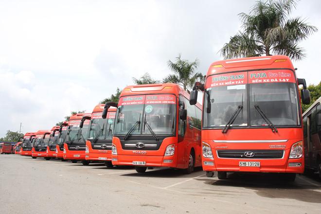 Phương Trang là nhà xe lớn với các chuyến Đà Lạt