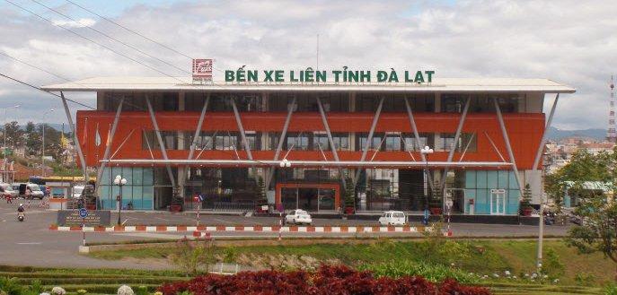 Bến xe Phương Trang liên tỉnh Đà Lạt