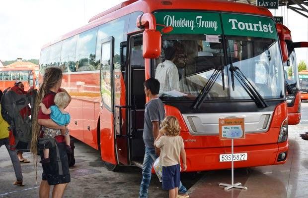Phương Trang là nhà xe hàng đầu với du khách tới Đà Lạt