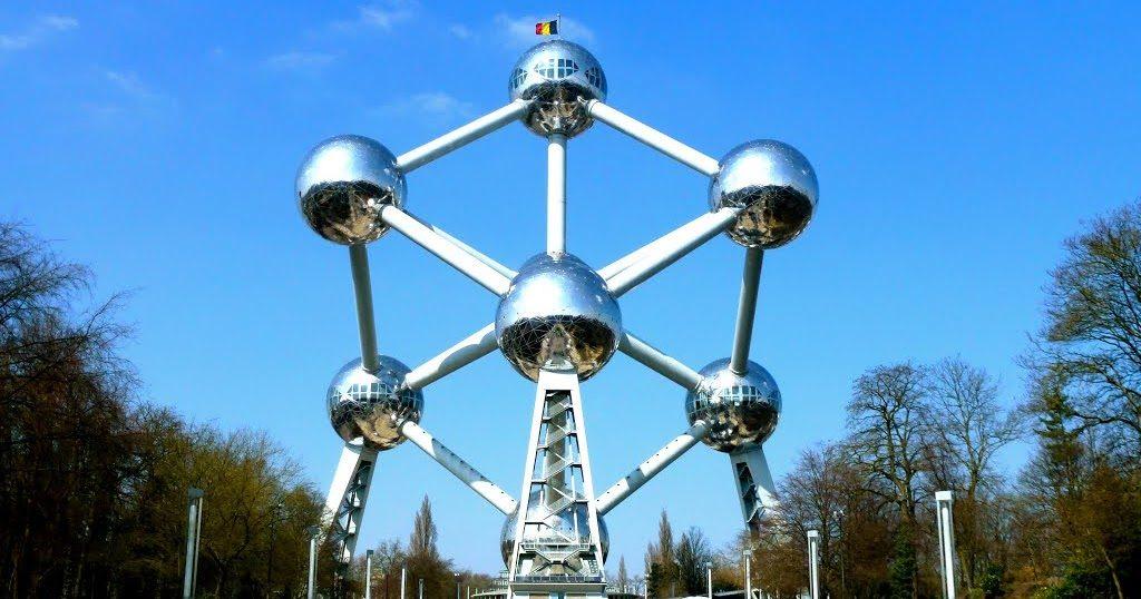 Atomium, biểu tượng của quốc gia này