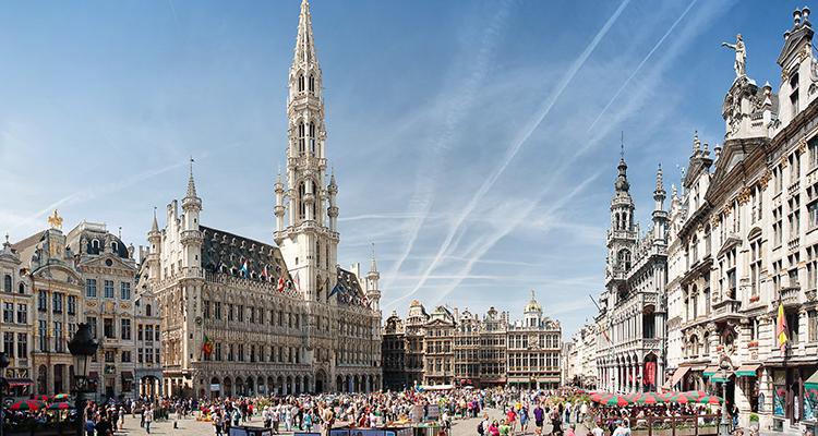 Chuyến đi tới Bỉ với rất nhiều điều hấp dẫn