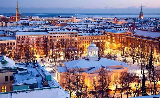 Khám phá những điều thú vị tại đất nước Phần Lan
