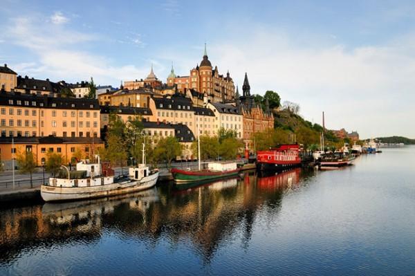 Công trình kiến trúc độc đáo ở Thụy Điển