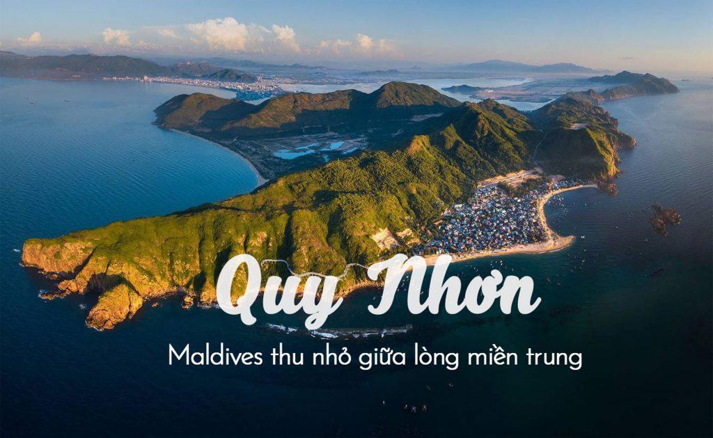 Quy Nhơn - Thiên đường du lịch giữa lòng miền Trung