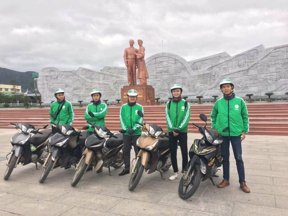 Taxi công nghệ Grab đã có mặt tại Quy Nhơn