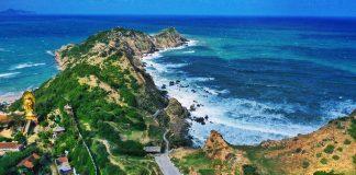 Vì đặc thù địa lý mà nơi đây được gọi là Eo biển hút gió