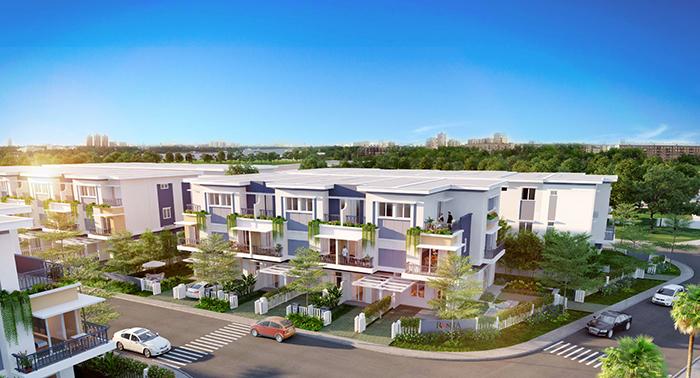 Ruby Residence là dự án thành công và uy tín mang tên Dreamland